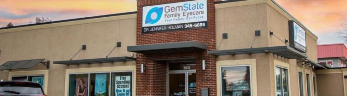 Image of Gem State Family Eyecare building in Boise, Idaho